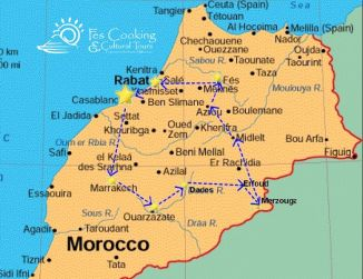 from-casa-classic-morocco-tour-map