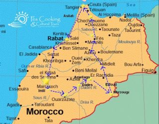 from-marrakech-best-of-morocco-tour-map