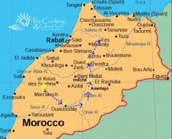 from-marrakech-heart-atlas-mountains-tour-map