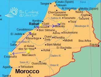 from-marrakech-imperial-cities-tour-map