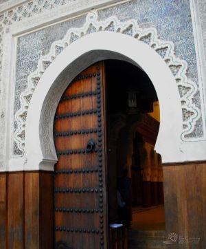 morocco-fes-door