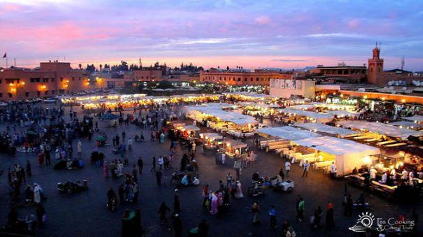 Marrakech Culinary Tour