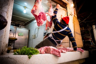 Souk super Butcher leap